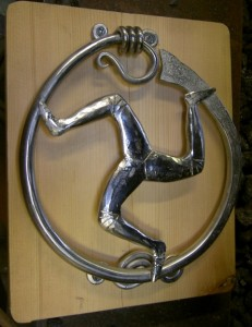 IoM Door Knocker 2