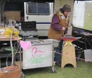Mobile Little Duck Forge